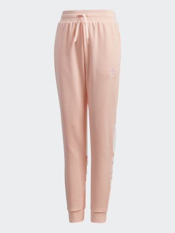 מכנסיים ארוכים עם לוגו / בנות של ADIDAS Originals