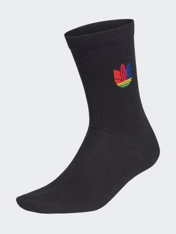 גרביים גבוהים עם לוגו / גברים של ADIDAS Originals
