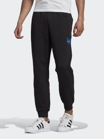 מכנסי טרנינג עם לוגו של ADIDAS Originals