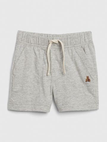 מכנסי טרנינג קצרים עם דובי / 0-24M של GAP