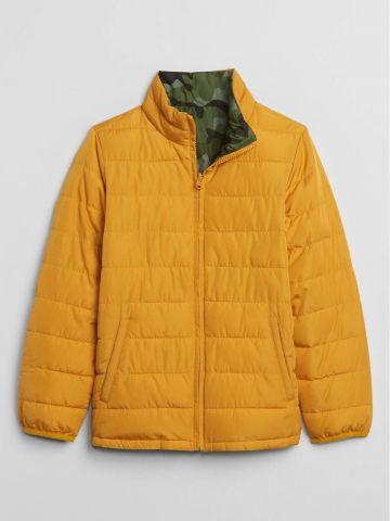 מעיל קווילט עם צווארון גבוה / בנים של GAP