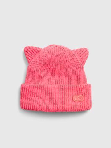 כובע עם אוזניים / בייבי בנות של GAP