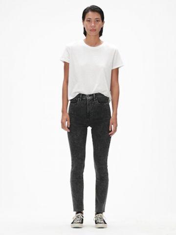 ג'ינס סקיני אסיד ווש ארוך של GAP