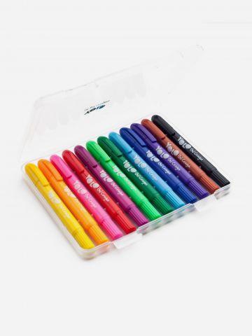 מארז 12 צבעי ג'ל של YOLO