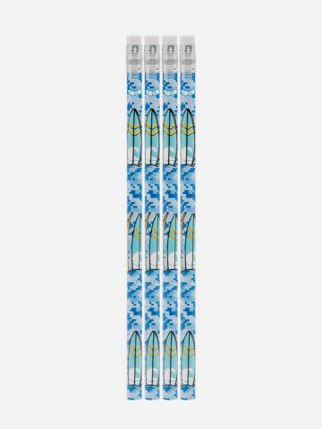 סט 4 עפרונות גלשנים של YOLO