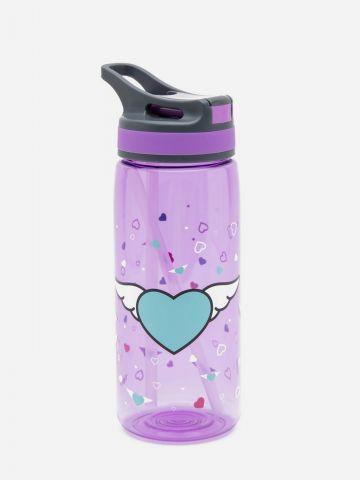 בקבוק שתייה לבבות של YOLO
