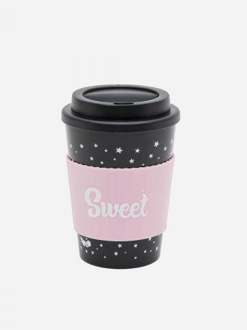 כוס שתייה חמה Sweet של YOLO