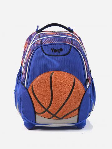 תיק בית ספר כדורסל X-Bag של YOLO