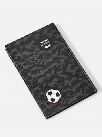 יומן יומי 2020-2021 כדורגל של YOLO