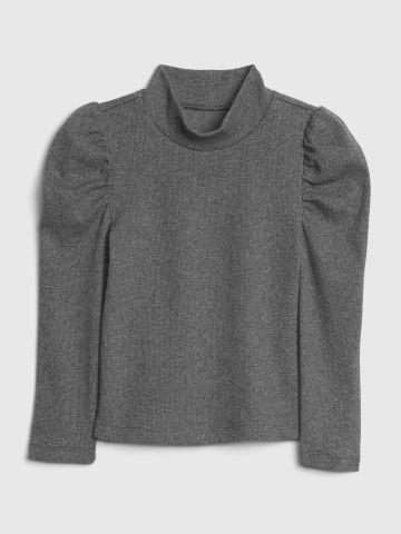 חולצה עם צווארון גבוה / 12M-5Y של GAP