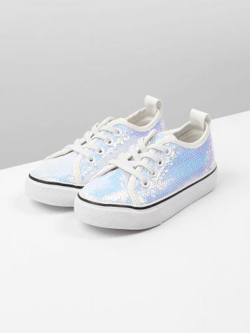 נעלי סניקרס פייטים / בנות של FOX
