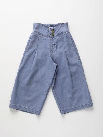 מכנסי ג'ינס רחבים / בנות של FOX