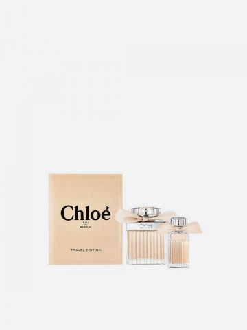 מארז בושם לאישה Chloé 75 מ״ל + אריזת נסיעות 20 מ״ל של CHLOE