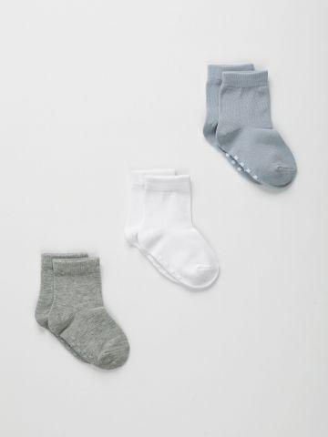 מארז 3 זוגות גרביים / בייבי של TERMINAL X KIDS