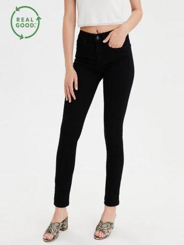 ג'ינס סקיני ארוך סטרץ' של AMERICAN EAGLE