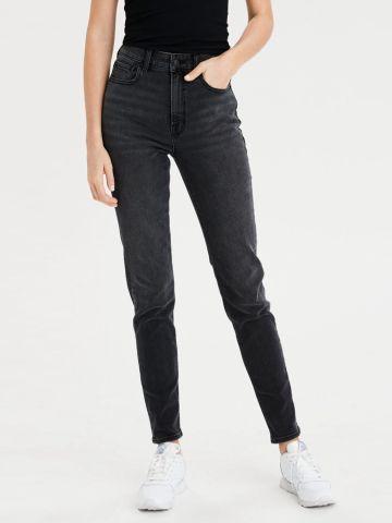 ג'ינס MOM ווש של AMERICAN EAGLE