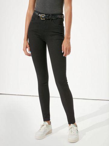 ג'ינס סקיני ארוך של AMERICAN EAGLE