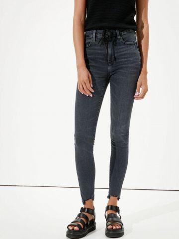 ג'ינס בגזרת סקיני של AMERICAN EAGLE