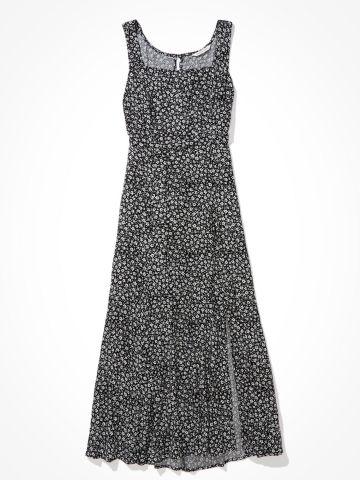 שמלת מקסי בהדפס פרחים / נשים של AMERICAN EAGLE