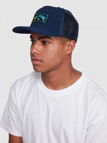 כובע מצחייה עם פאץ' לוגו של BILLABONG