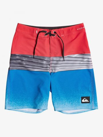 מכנסי בגד ים קולור בלוק / בנים של QUIKSILVER