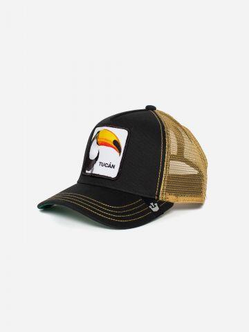כובע מצחיה עם פאץ' תוכי / גברים של GOORIN BROS
