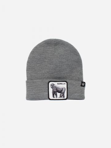 כובע גרב עם פאץ' גורילה / גברים של GOORIN BROS