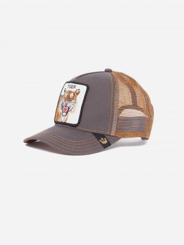 כובע מצחיה עם פאץ' טיגריס / בנים של GOORIN BROS