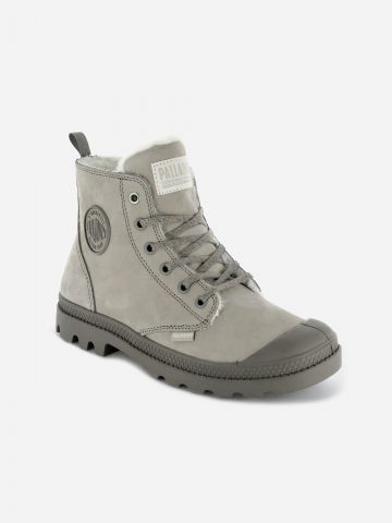 נעלי עור גבוהות Pampa / נשים של PALLADIUM