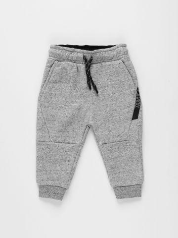 מכנסי טרנינג עם כיס רוכסן / 3M-3Y של FOX