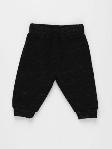 מכנסי טרנינג מלאנז' / 3M-3Y של FOX