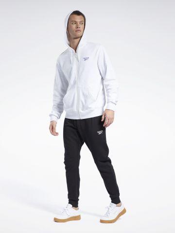 מכנסי טרנינג עם לוגו של REEBOK