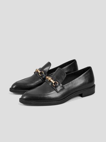 נעלי עור עם אבזם מוזהב Frances של VAGABOND