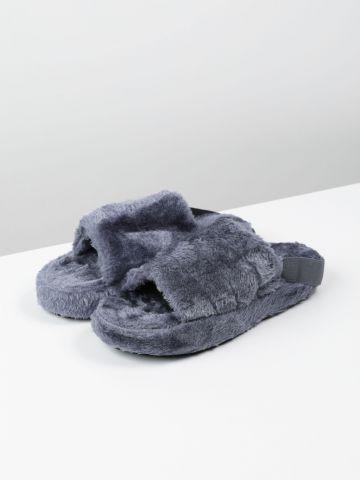 נעלי בית פרוותיות / נשים של TERMINAL X