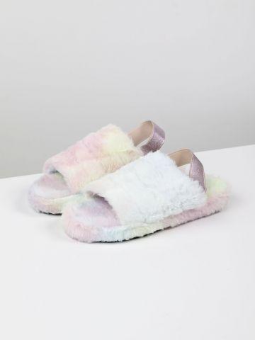 נעלי בית פרוותיות של TERMINAL X