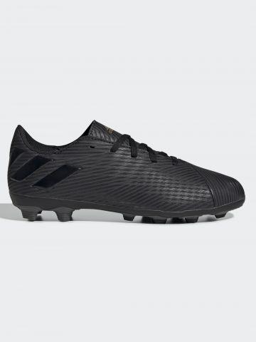 נעלי כדורגל פקקים NEMEZIZ 19.4 FxG J / בנים של ADIDAS Performance