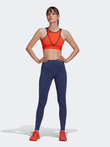 טופ אימון בשילוב רשת adidas X Karlie Kloss של ADIDAS Performance