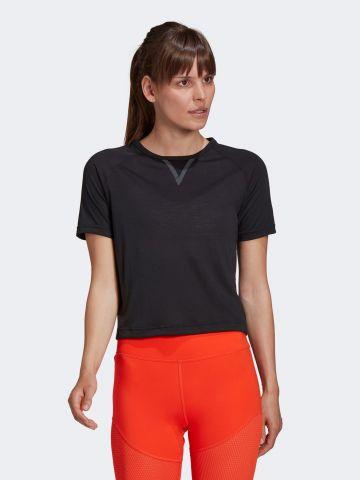 חולצת אימון עם הדפס וי adidas X Karlie Kloss של ADIDAS Performance