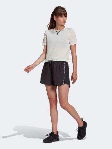 מכנסי אימון קצרים עם לוגו adidas X Karlie Kloss של ADIDAS Performance