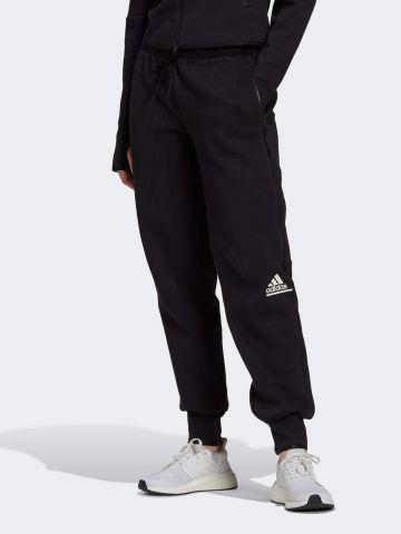 מכנסי טרנינג עם רוכסן / נשים של ADIDAS Performance