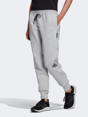 מכנסי טרנינג עם רוכסן ZNE של ADIDAS Performance