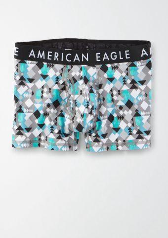 תחתוני בוקסר בהדפס קקטוסים / גברים של AMERICAN EAGLE