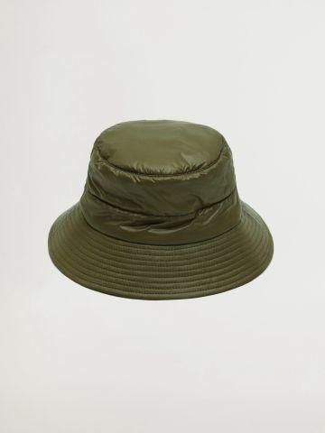 כובע באקט בגימור מט / נשים של MANGO