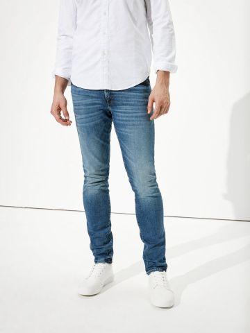 ג'ינס ארוך עם הבהרות Slim Fit / גברים של AMERICAN EAGLE