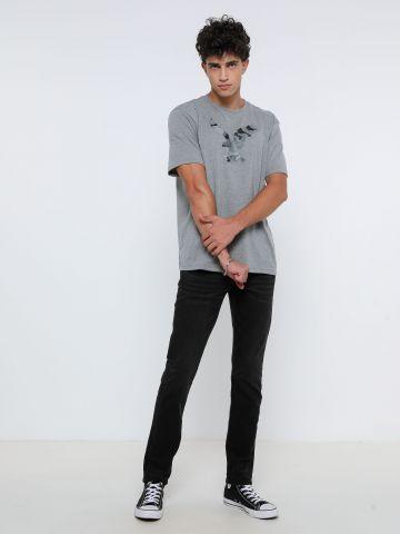 ג'ינס Slim בגזרה ישרה של AMERICAN EAGLE