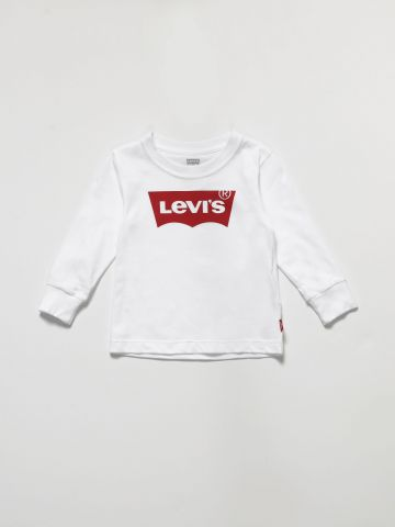 טי שירט עם לוגו / בנים של LEVIS