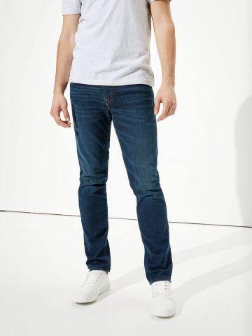 ג'ינס ארוך בשטיפה כהה Original Straight של AMERICAN EAGLE