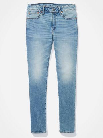 ג'ינס ארוך בשטיפה בהירה / גברים של AMERICAN EAGLE