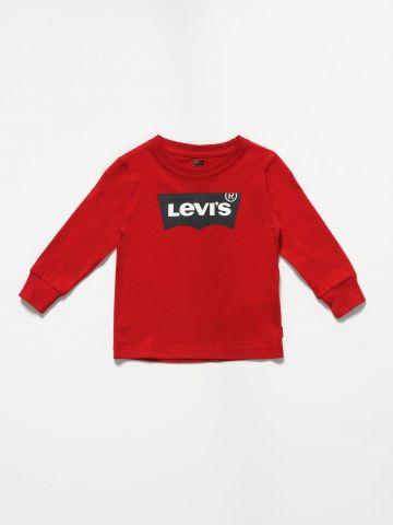 סווטשירט עם לוגו / בנים של LEVIS