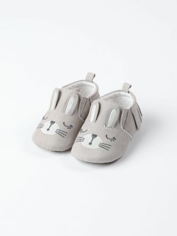 נעליים בעיצוב ארנב / בייבי בנות של FOX